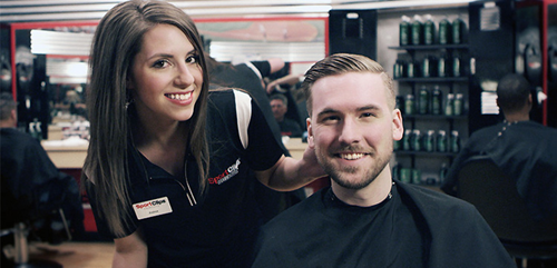Sport Clips Haircuts of Temecula - Redhawk  Haircuts